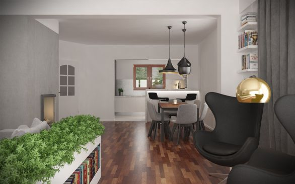 Home interior by ELD Poland