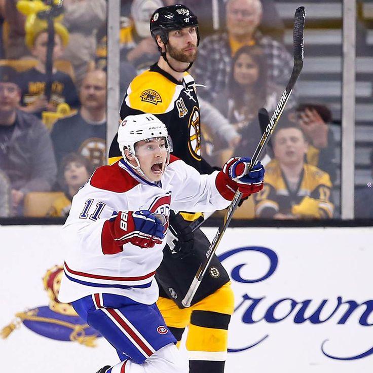 Canadiens vs. Boston - Game 1 (5/1/14)