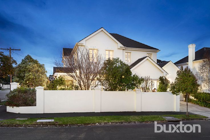 BRIGHTON 2 Peacock Street  Classically Elegant, with Sun, Space & Style Architect designed, classically inspired 4-bedroom, 3.5-bathroom elegant family residence offering a highly desirable lifestyle in a coveted bayside locale.   #sold #propertiessold #brighton #victoria #australia #buxton