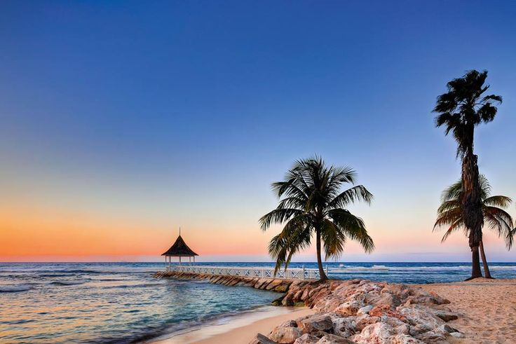 Happy #BeachThursday from Half Moon Jamaica in Montego Bay, Jamaica.
