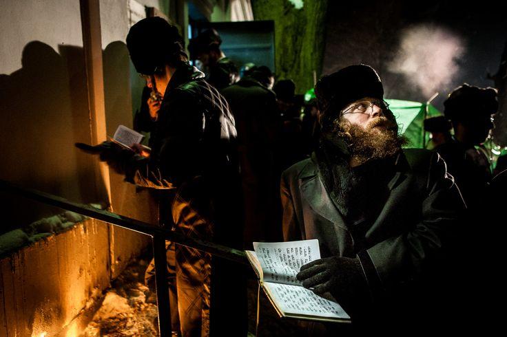 Chasydzi w Leżajsku © Wojciech Kobylański 2014 #chassids #reportage #photography #photo #art #poland #jewish #religion #celebration
