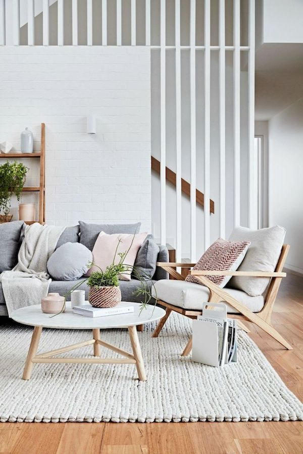 45 best Wohnzimmer images on Pinterest For the home, Home living - wohnzimmer grau weis lila