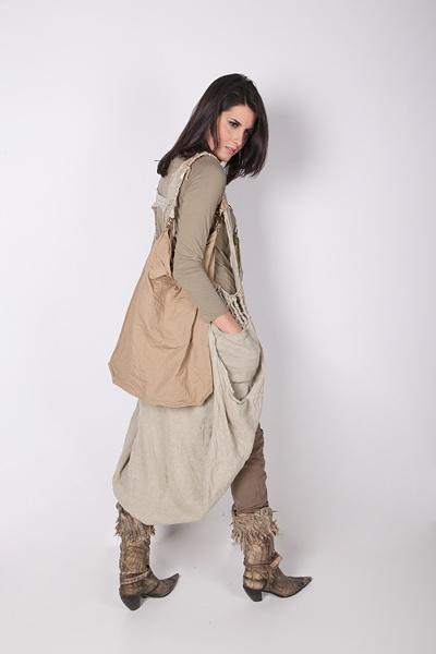 Aproximat by Tatiana Palnitska - Art to Wear Originals - naturals