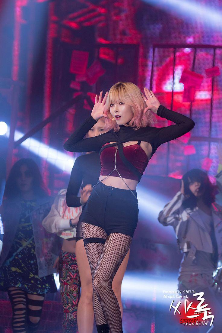 4Minute HyunA - she is sooooo pretty *^*