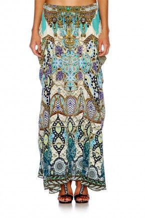 MEET ME IN CASABLANCA POCKET SKIRT DRESS $423