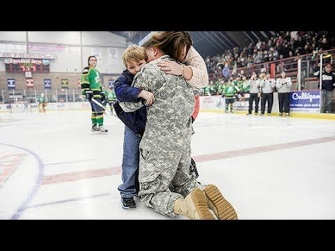 Soldiers Coming Home Surprise Compilation 2016 - 38 - YouTube