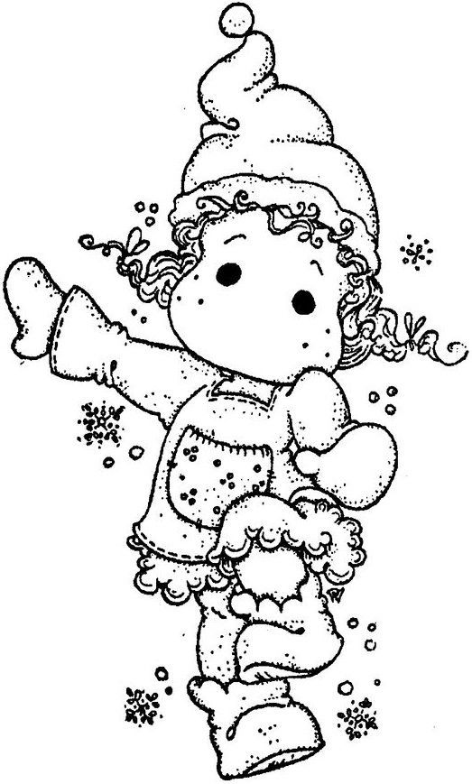 magnolia stamps coloring pages - photo#12