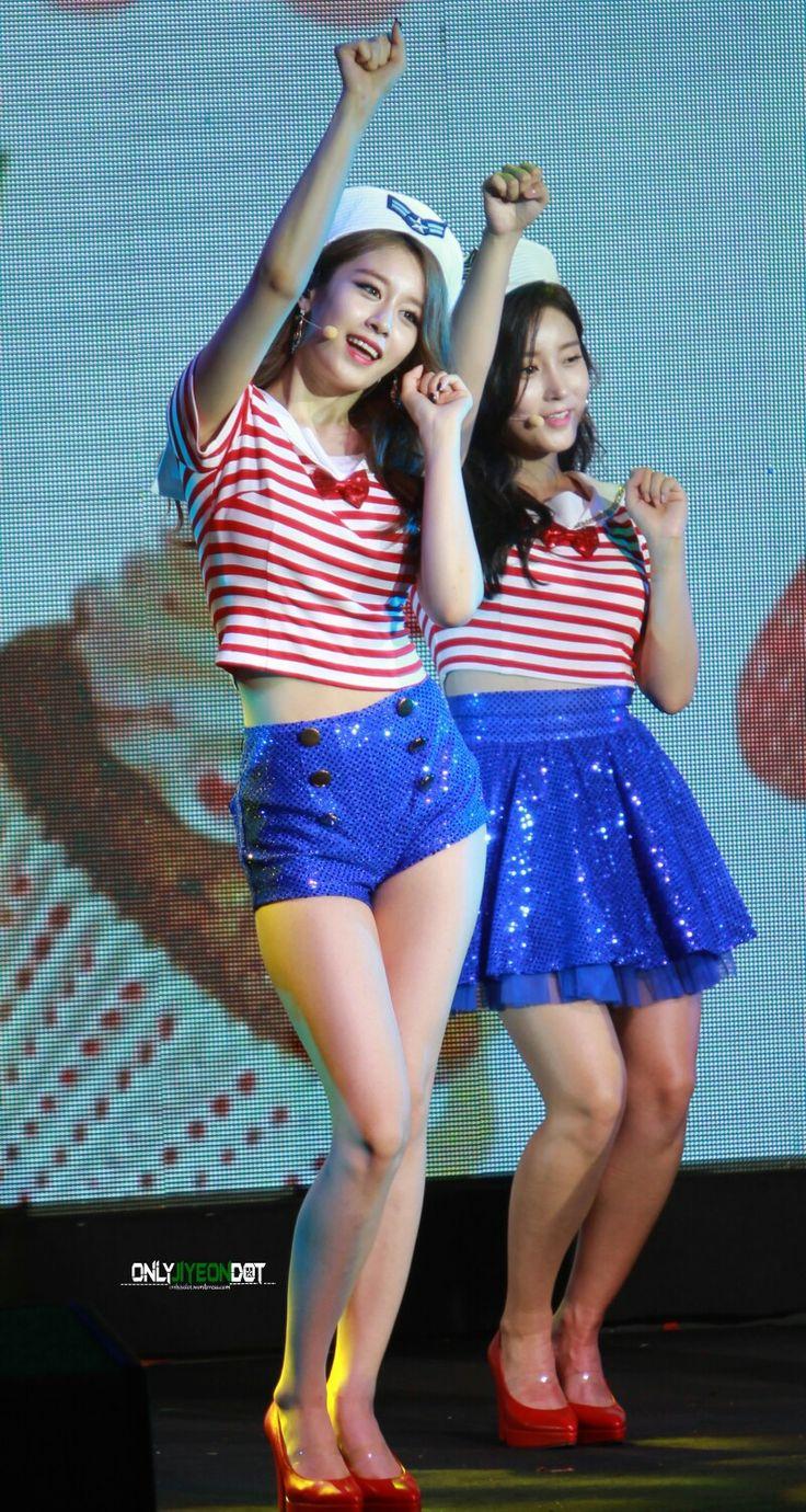Jiyeon BJ sailor