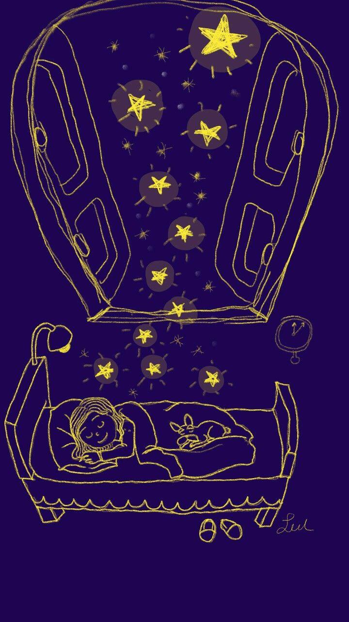 Night, star,dream