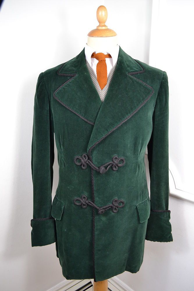 Best 25 Smoking Jacket Ideas On Pinterest Velvet