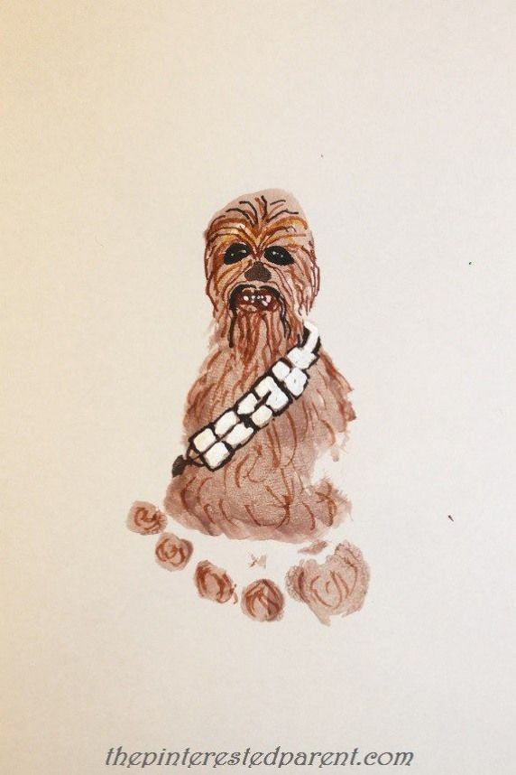 Fathers-day-gifts-from-kids-my-dad-star-wars-footprint-gift