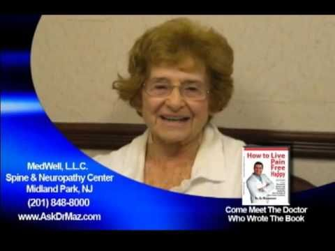 PINCHED NERVE DOCTOR DISC PAIN TREATMENTHACKENSACK WYCKOFF RIDGEWOOD BER...