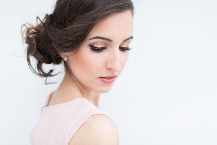 This years makeup wedding trends / Tohtoročné trendy v líčení od Perfect Day  photo: www.inspiredbylove.co hair & makeup: http://www.facebook.com/zuzana.sutjakova