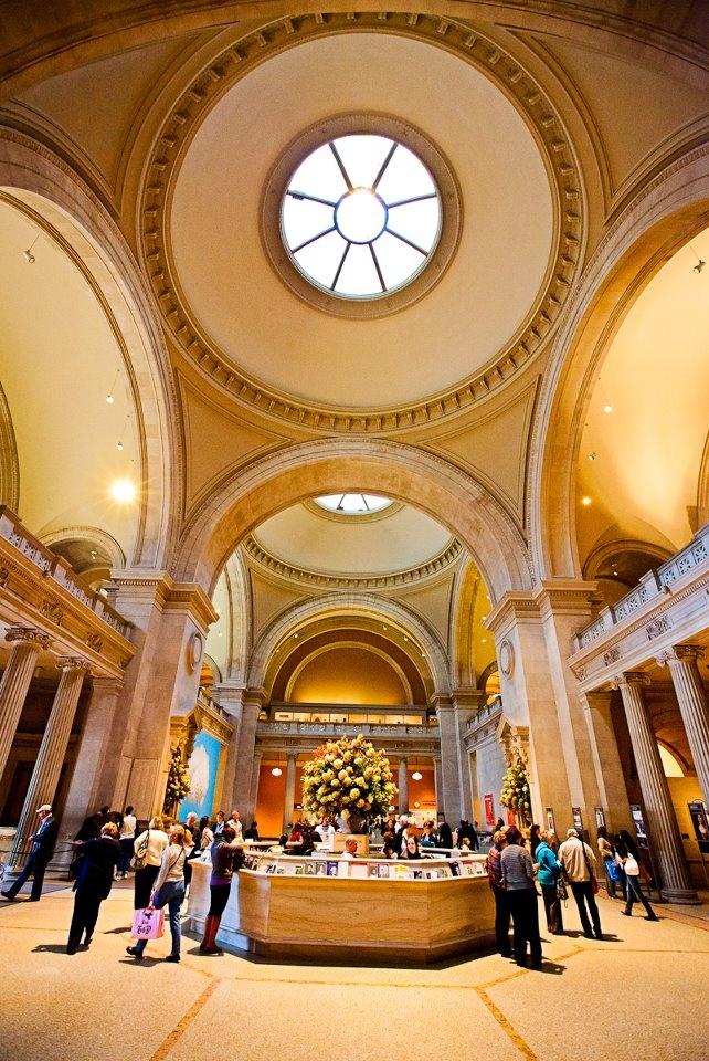 Number of visitors to the Metropolitan Museum of Art in New York 2007-2017