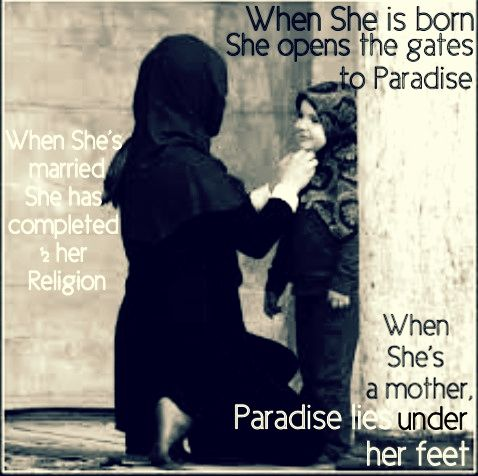 Women in Islam make me Jealous :/