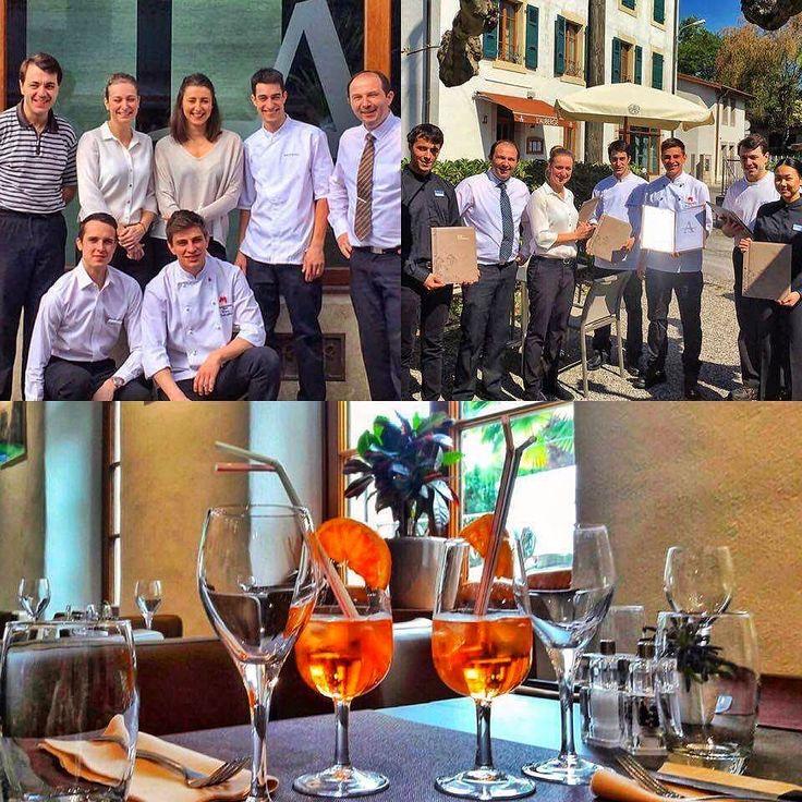 Le Restaurant d'Application de l'EHG l'AUBERGE de Chambesy fête son 1er Anniversaire. #geneve  #geneva  #lakegeneva #lacleman #restaurant #ehg #ecole #dessert  #food  #yummy #swissriviera #switzerland  #lac #riviera  #genevalake  #restaurateur #hotelier  #visitgeneva  #switzerland #lacdegeneve  #genevacity #lacleman  #igersuisse  #genevalive #ehgcampus #gastrosuisse #restaurant #hotelmanagementschoolgeneva #hmsg #ehgstudent #EHGLife  #foodporn #ecole