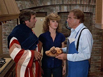 Robert Wagner, Stefanie Powers, and Lionel Stander in Hart to Hart (1979)