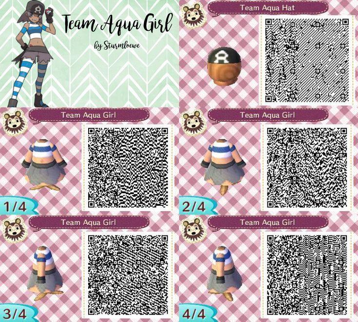 Animal Crossing New Leaf Qr Code Pokemon Omega Ruby Alpha Sapphire