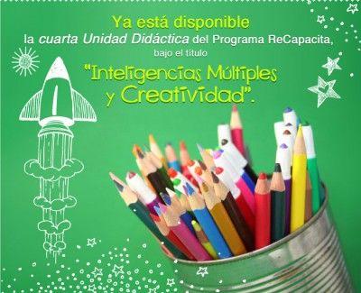 Inteligencias Múltiples y  Creatividad foto 2