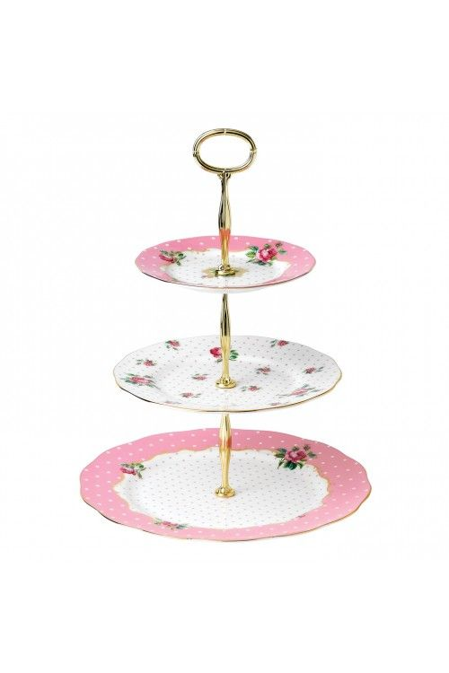 Vintage  Tier Cake Stand