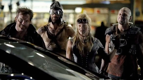 Scenes From The Other Super Bowl: A Mad Max-Themed Spot For Hyundai