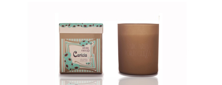 Caricia aromatic candle