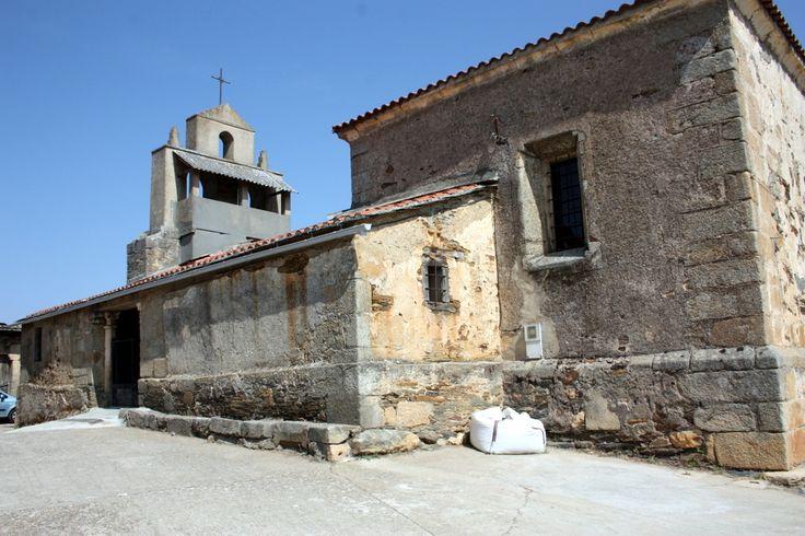 Publicamos la iglesia de Santiago Apóstol en Mellanes. #historia #turismo  http://www.rutasconhistoria.es/loc/iglesia-de-santiago-apostol-mellanes