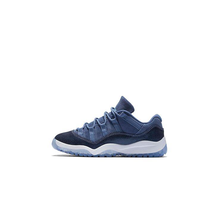Air Jordan 11 Retro Low Little Kids' Shoes