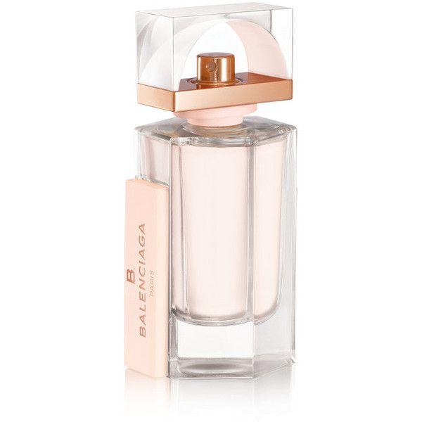 B.Balenciaga Skin Eau de Parfum 50 ML found on Polyvore featuring beauty products, fragrance, perfume, pale pink, edp perfume, balenciaga, eau de perfume, balenciaga perfume and eau de parfum perfume