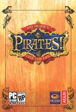 Boxshot: Sid Meier's Pirates! by 2K