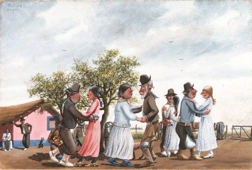 Florencio Molina Campos - Recopilación de grandes pinturas