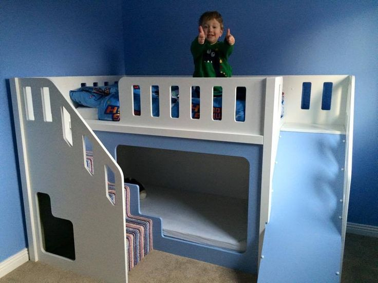 Childrens Beds With Slides 25+ best toddler bed with slide ideas on pinterest | low loft beds