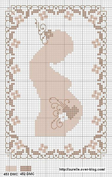point de croix femme enceinte, cross stitch pregnant woman 1