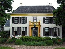 Ekenstein, landgoed of borg, bij Tjamsweer (gem.Appingedam) langs het Damsterdiep
