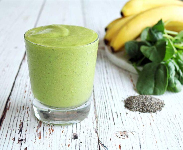 Green Mango Smoothie - Amy Savage Nutrition