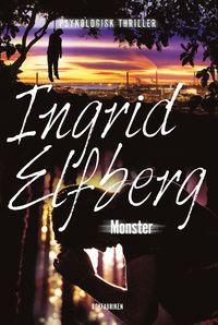 Monster är en psykologisk thriller om mobbning, svek och passioner, och vem man kan bli när man aldrig blir sedd. Boken är en fristående fortsättning på Den du borde frukta (2015).