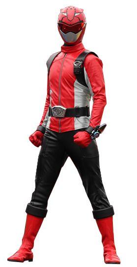 Go-Buster Red Ranger