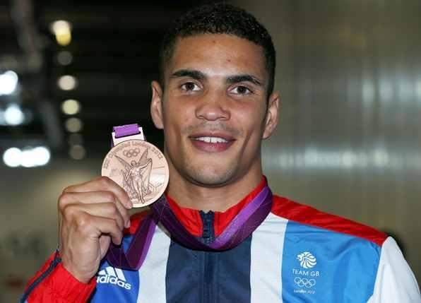 Men's Boxing Middleweight 75kg:  Team GB's 2012 55th Olympic medal was a Bronze…