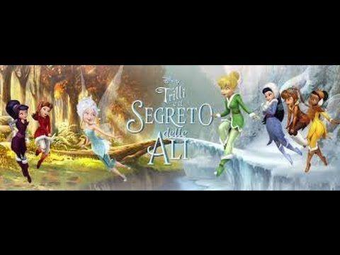 ▶ Trilli e il segreto delle ali 2012 - italiano cartoni animati - YouTube