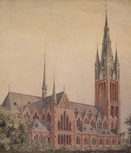 Hogestraat Druten (jaartal: Voor 1900) - Foto's SERC