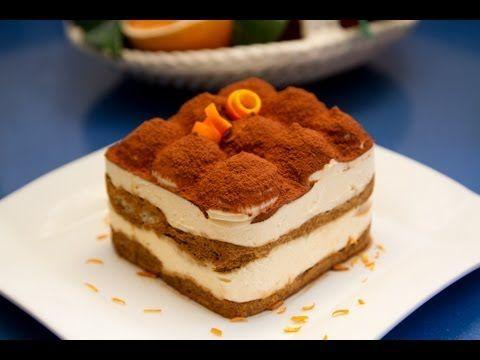 Receta Tiramisu - Recetas de Cocina
