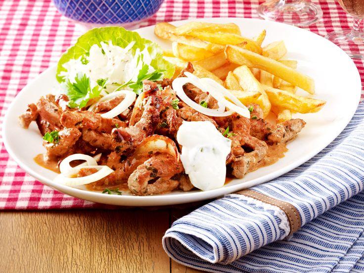 Moussaka, Gyros und vieles mehr, griechische Rezepte sind richtig lecker und erinnern an warme Urlaubstage am Mittelmeer. Unser Best-of!