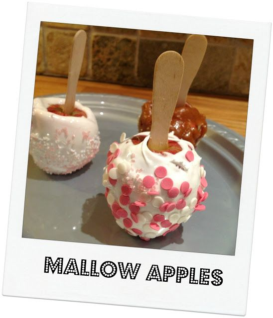 Mallow Apples