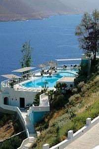 Aegialis Hotel  on Amorgos Island, Greece