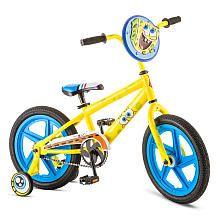 Boys' 16 inch Sponge Bob Bike
