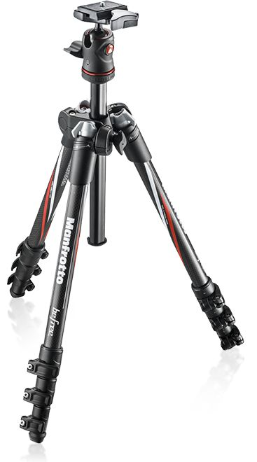 Introducing Befree Transform your images with Manfrotto's new tripod for travel photography. The light and compact design makes it fast to set up and easy to use. Capture precise images with stunning quality at any place, any time.a tripod you can take anywhere.