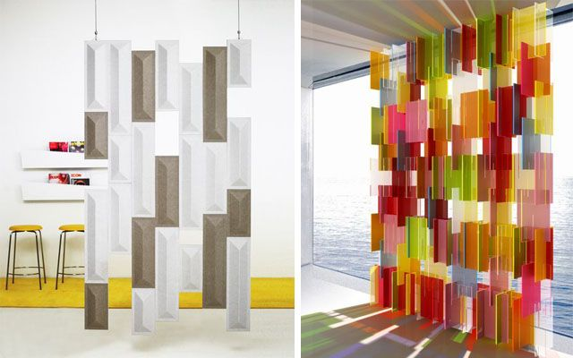 Celos as y paneles m viles como separadores de - Separadores de espacios ...