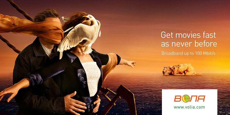 Volia Broadband Titanic