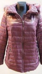 Kurtka damska zimowa H6065 MIX 48-56