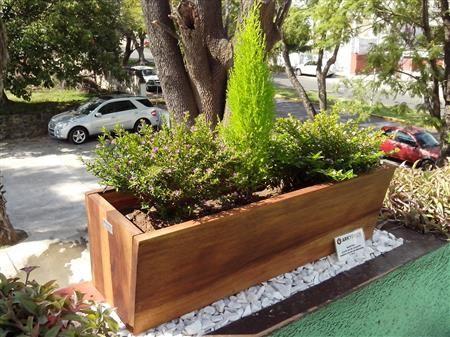 venta de muebles para exteriores mueble de madera para exterior de tzalam macetero